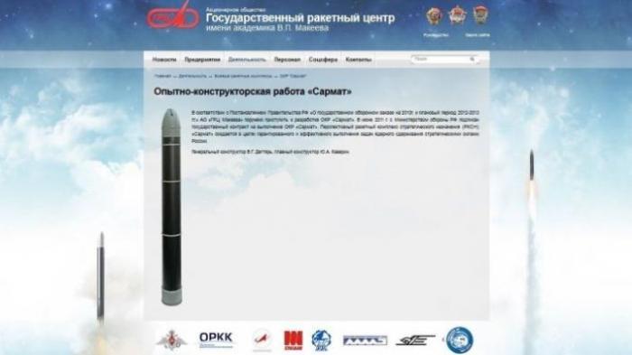 Rusia Sukses Ciptakan Missile, Sekali Tembak Bisa Luluh Lantakkan Seluruh Daratan Perancis