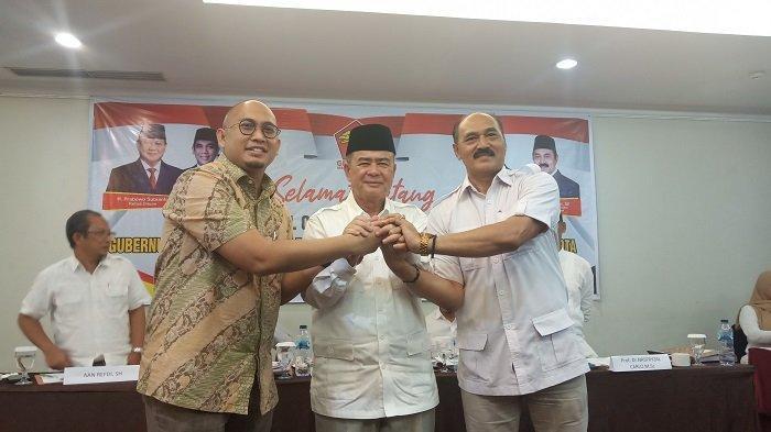 Andre Rosiade Harapkan Elektabilitas Nasrul Abit Terus Naik untuk Yakinkan Prabowo
