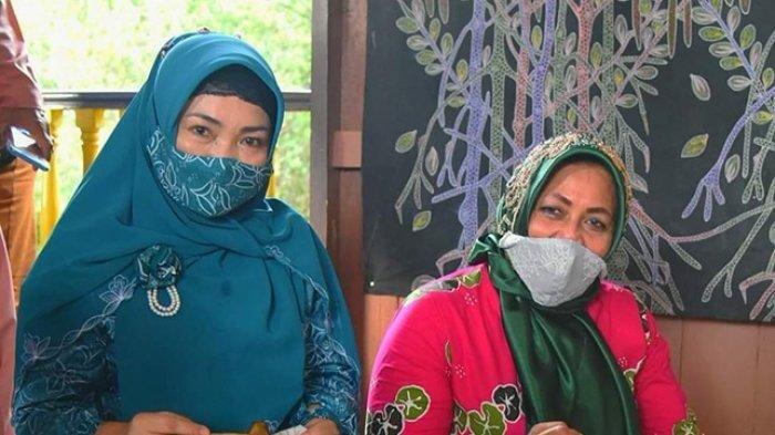 Terpapar Covid-19, Gubernur Riau dan Istrinya Dirawat Dalam Satu Ruangan Agar Saling Menguatkan