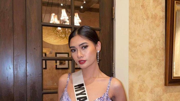 Miss Myanmar Thuzar Wint Lwin