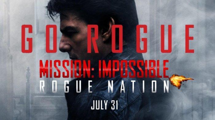 Sinopsis dan Fakta Menarik Film Mission: Impossible - Rogue Nation