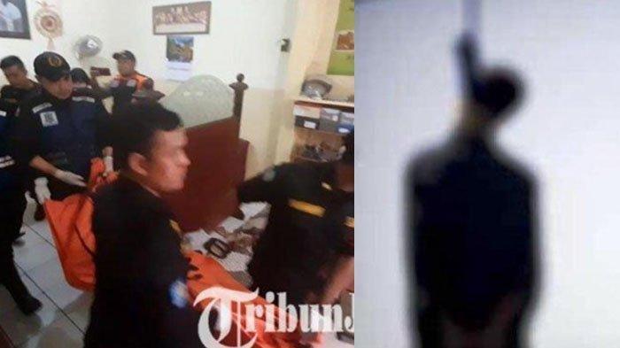 Misteri Driver Taksol Surabaya Bunuh Diri, Sikap Riang Tutupi Gelagat, Sempat Bercanda bareng Istri