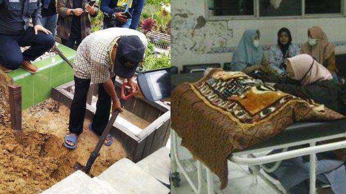 Misteri kematian balita empat tahunyang ditemukan tanpa kepala di Samarinda akhirnya terkuak.