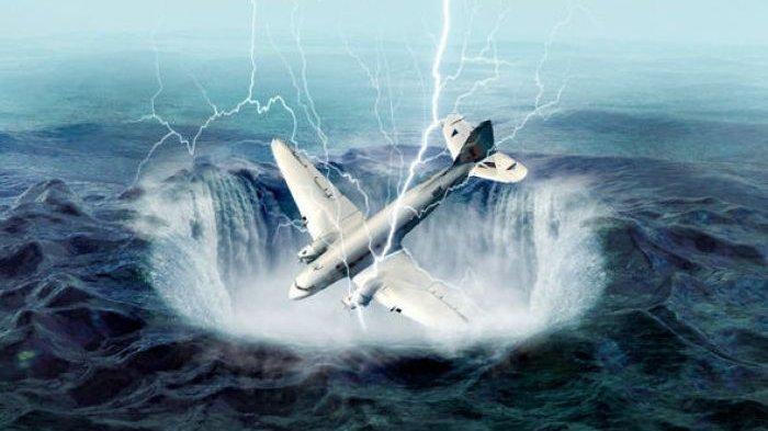 Benarkah Awan Aneh Ini Berhasil Ungkap Misteri Hilangnya Pesawat di Segitiga Bermuda?