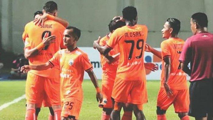 Mitra Kukar vs Persija Jakarta: Macan Kemayoran Menang 2-0 Berkat Gol Osas Saha dan Marko Simic