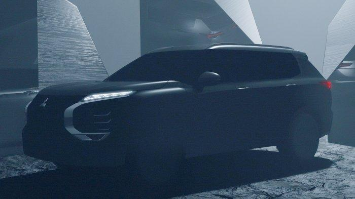 Mitsubishi Outlander Terbaru Akan Diluncurkan Lewat Amazon Prime pada 16 Februari