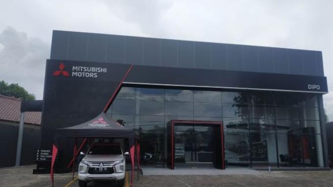 Sediakan Fasilitas Lengkap, Mitsubishi Buka Dealer Baru di Serang