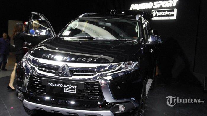 Penjualan Edisi Terbatas Mitsubishi Pajero Sport Rockford Fosgate Lampaui Target