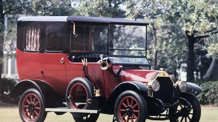 Model A, Nenek Moyang Mobil Mitsubishi yang Pertama Dibuat di Kobe Shipyard