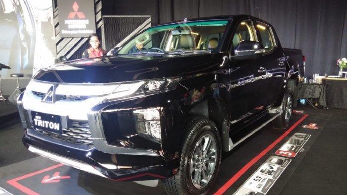 Mitsubishi Triton Kuasai 62 Persen Pangsa Pasar Pick Up 4x4