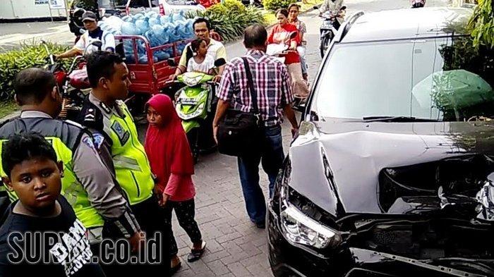 Cerita tentang Maling yang Membobol Mobil Anak Waikota Surabaya Tri Rismaharini