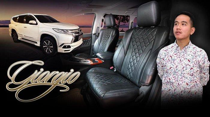 Mitsubishi Pajero Sport Dakar 2016 Ingin Interior Elegan, Gibran Pilih Giorgio