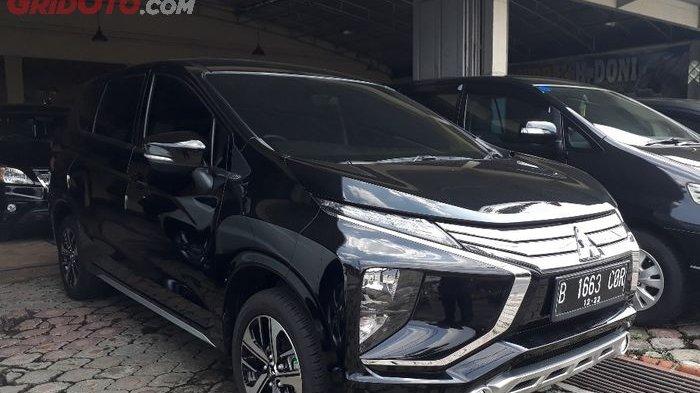 Harga Pasaran Mitsubishi Xpander Bekas Tahun 2017 2018 Selisih Harga Unit Baru Tipis Tribunnews Com Mobile