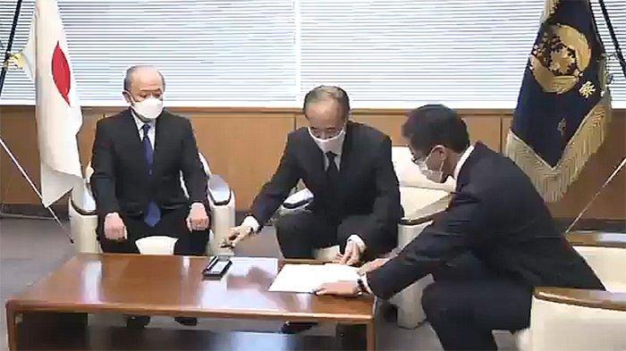 Kepala Kepolisian Nasional Jepang Tadashi Nakamura Fokus Antisipasi Serangan Siber