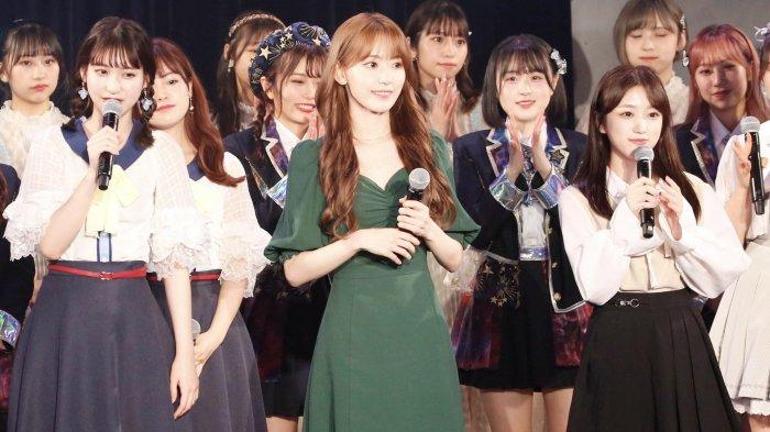 Miyawaki Sakura Umumkan Kelulusannya dari HKT48