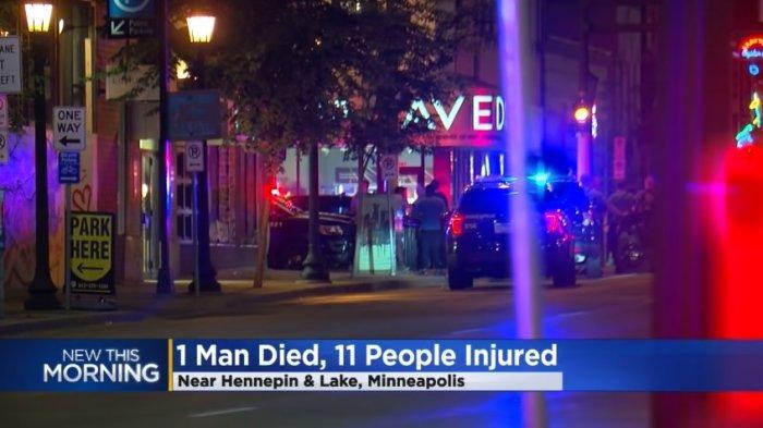 Baru Selesai Ricuh George Floyd, Minneapolis Kembali Dicekam Penembakan Brutal