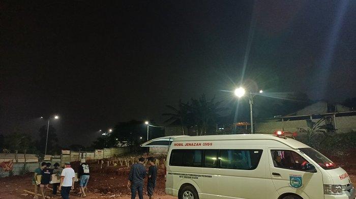 Sudah 15 Jenazah Covid-19 Dimakamkan di TPU Jombang Hari Ini