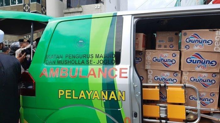 Dua Polisi Terluka, 2 Mobil Ambulans Bawa Logistik Diamankan, 22 Peserta Aksi 1812 Reaktif Covid-19