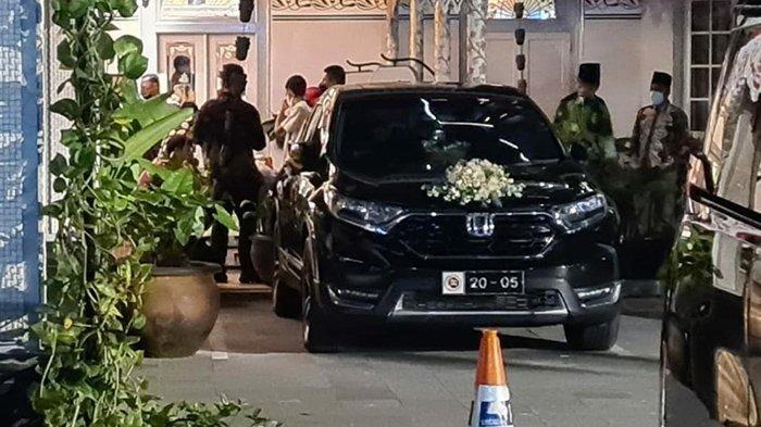 BREAKING NEWS: Pernikahan Anggota DPR di Solo Dibubarkan, Ini Kata Gibran