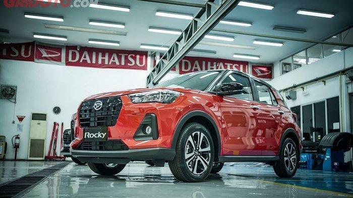 Penjualan Mobil Meningkat, Daihatsu Pastikan Inden Tak Lebih dari 2 Bulan