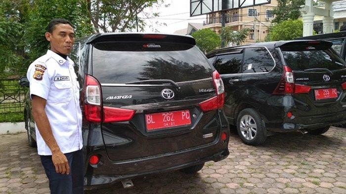 37 Mobil Dinas Anggota DPRK Pidie Ditarik