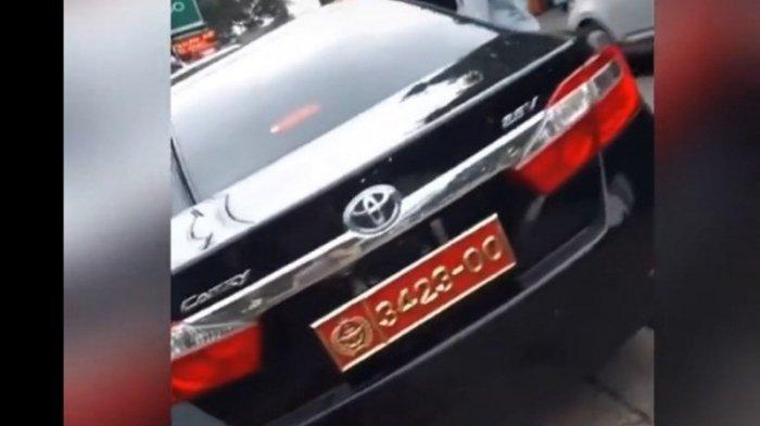Viral Video Wanita Pamer Mobil Dinas Suaminya, Ini Kata Mabes TNI