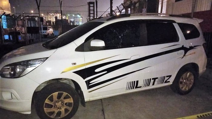 Polisi Sebut Mobil Karyawan JICT Ditembak Pakai Airsoft Gun