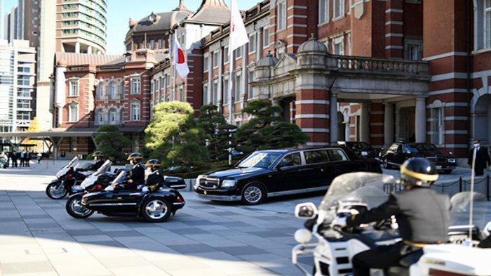 Kaisar Jepang Naruhito Menerima Surat Kepercayaan Dubes RI Heri Akhmadi