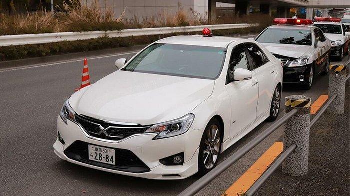 Mobil Intel Polisi Jepang Dicuri, Pelakunya Seorang Pengangguran