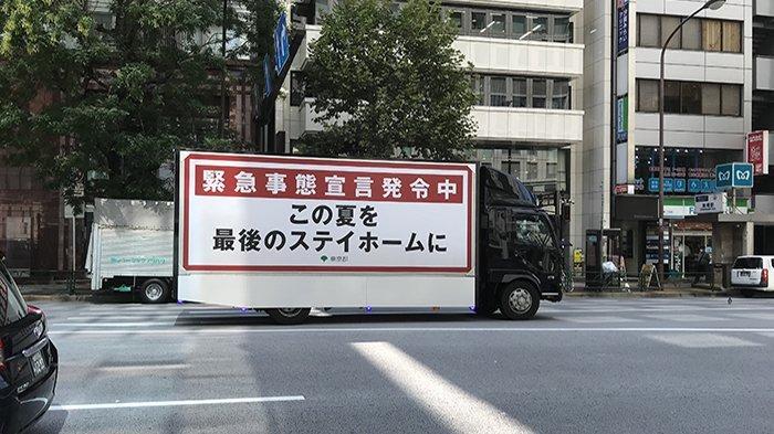 80 Persen Kematian Pasien Covid-19 di Tokyo Jepang karena Tidak Divaksinasi