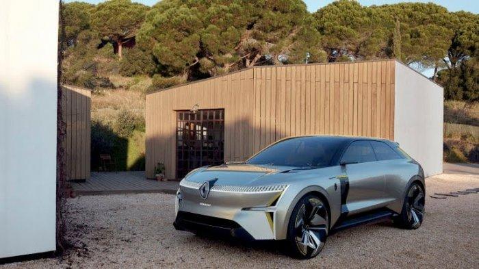 Morphoz, Mobil Konsep dari Renault yang Bisa Berubah Bentuk Ala Film Transformers