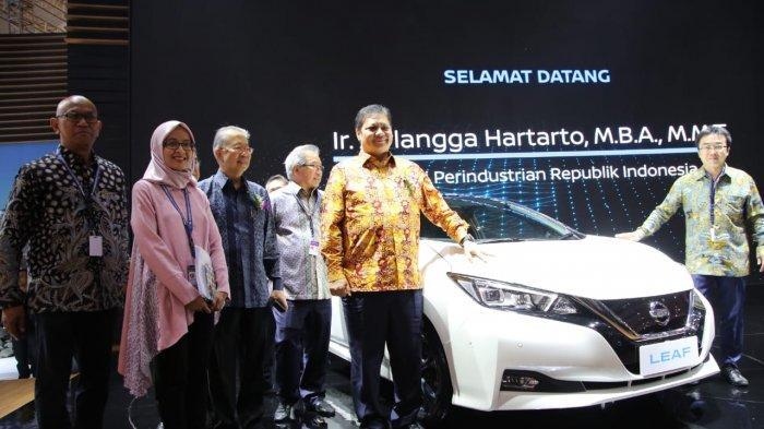 Mobil Listrik Nissan Leaf Mulai Dijual Tahun Depan di Indonesia