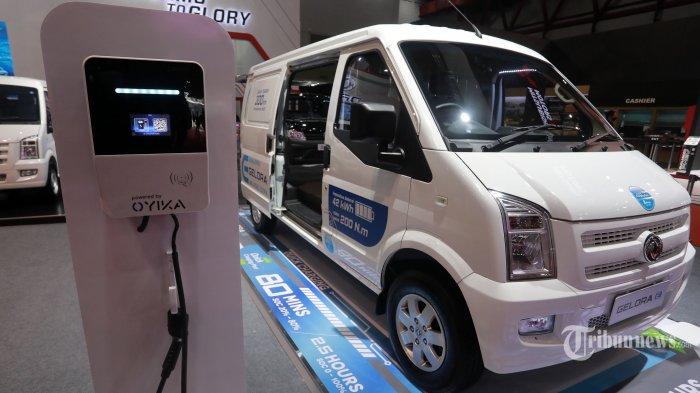 DFSK Sebut Investasi Infrastruktur Kendaraan Komersial Listrik Lebih Mudah