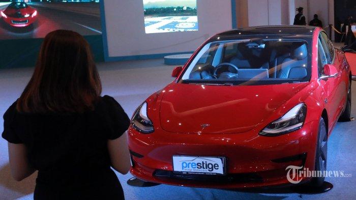 Gara-gara Baut Kaliper Kendur, Tesla Tarik Kembali 6.000 Unit Mobil Listriknya di AS