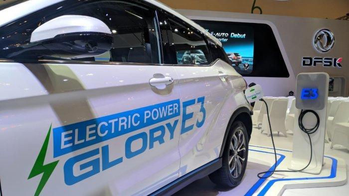 Mobil Listrik Glory E3 Diproduksi Massal Di China Siap Menatap Pasar Indonesia Tribunnews Com Mobile
