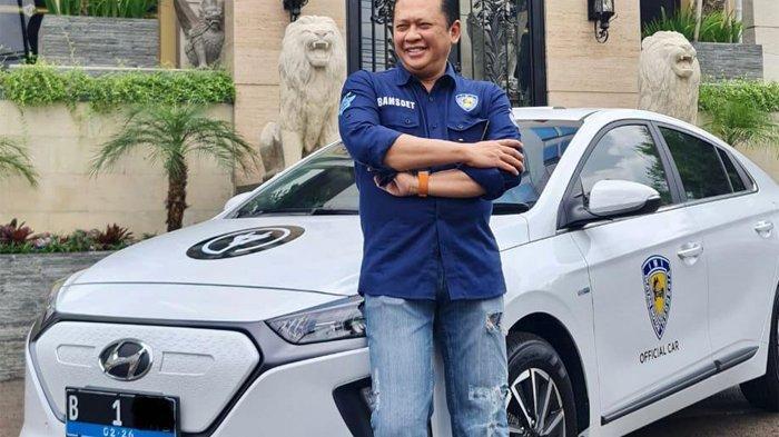 Bamsoet: IMI Akan Kukuhkan Komunitas Kendaraan Listrik