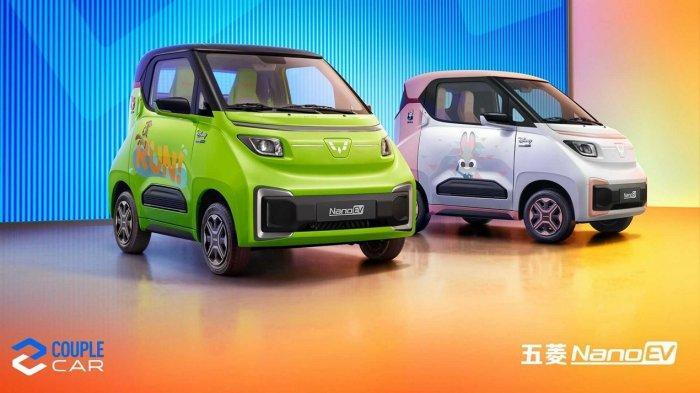 Wuling Jualan Mobil Listrik Murah, Nano EV Hanya Dibanderol Rp 42,7 Jutaan