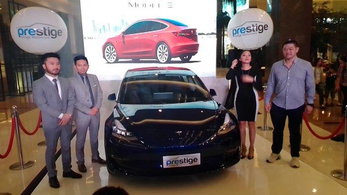 Tesla 3 Dijual Di Tokopedia Bertepatan Dengan Event Harbolnas 11 11 Tribunnews Com Mobile