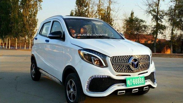 Waduh! Mercedes-Benz GLE dan Range Rover Evoque Dijiplak Habis-habisan Lagi di China