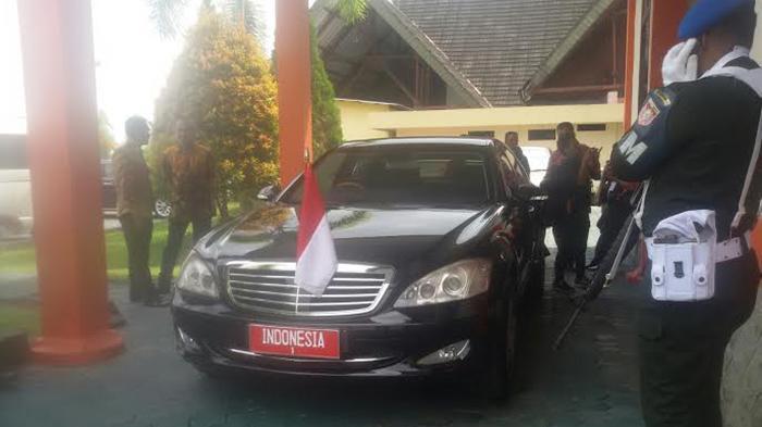 Presiden Joko Widodo Bakal Disambut Tarian Ungal Lingkuda di Bandara Juwata