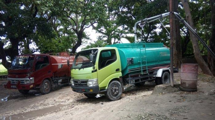 Jual Beli Air di Kupang, Pemilik Sumur Bor Mampu Layani 150 Mobil Tangki Air per Hari
