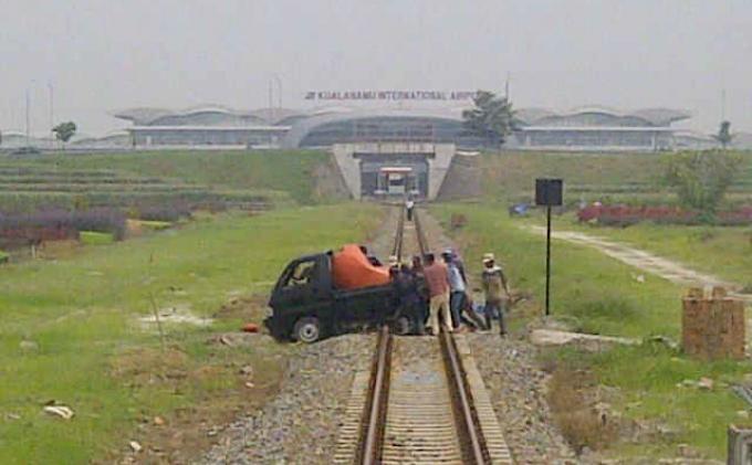 Jokowi Akan Resmikan Ground Breaking Jalur Ganda KA Elevated Medan- Bandar Khalipah