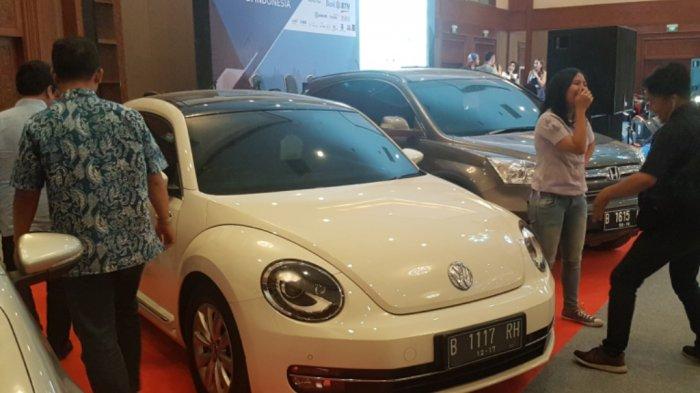 Bangganya Pengusaha Ini Beli VW Beetle Bekas Koruptor