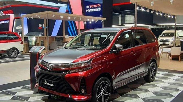 Toyota Avanza Veloz di GIIAS 2019. Di masa pandemi corona ini, harga mobil bekas menurun tajam.