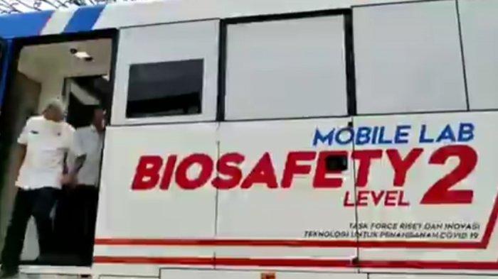 Bandara Soekarno-Hatta memperkuat fasilitas testing Covid-19 dengan Mobile Laboratory Biosafety Level 2 Varian Bus yang dioperasikan pada Rabu (6/1/2021).
