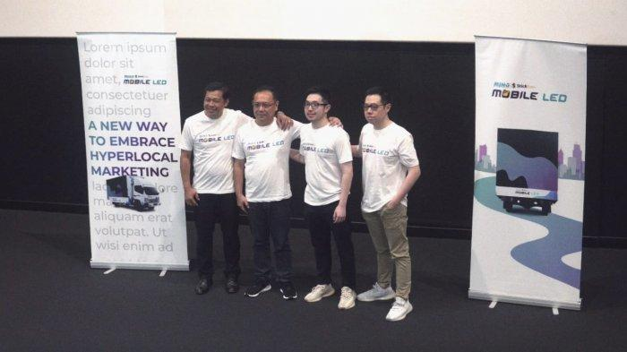 Kolaborasi StickEarn dan Ming untuk Kuasai  Pasar Videotron Berjalan di Indonesia