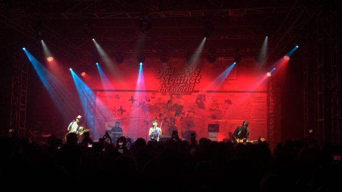 Dua Dekade Mocca Band, Sukses Hibur Fans di Panggung KiosMusic