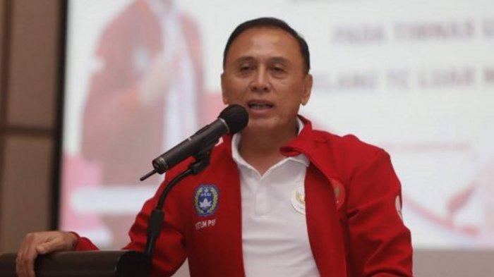 Posisi Dilematis Ketum PSSI Lihat Pesepak Bola Beralih Profesi hingga Main Tarkam
