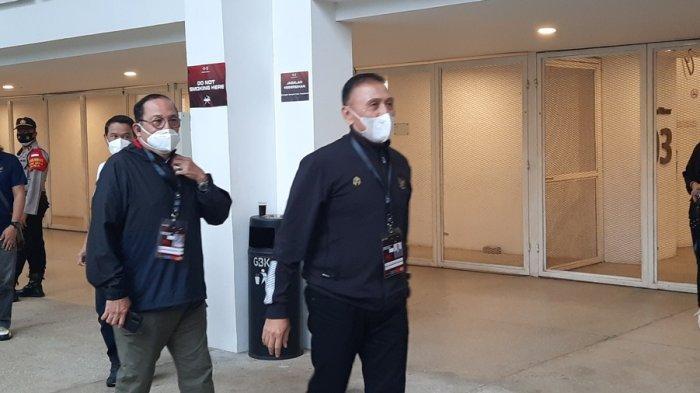 Timnas Indonesia U-23 vs Persikabo 1973: Ketum PSSI dan Rombongan pun Harus Diperiksa Prokes