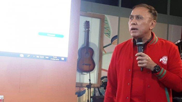 Doa dan Spirit Ketua Umum PSSI untuk Timnas Indonesia U-23 di Ajang SEA Games 2019
